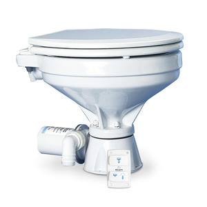 Marine Toilet Silent Electric Comfort 12V