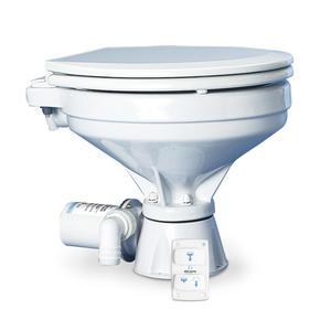 Marine Toilet Silent Electric Comfort 24V