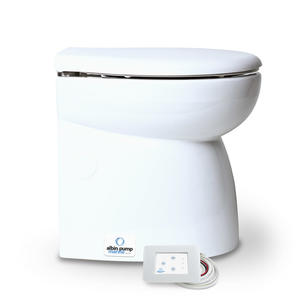Marine Toilet Silent Premium 12V