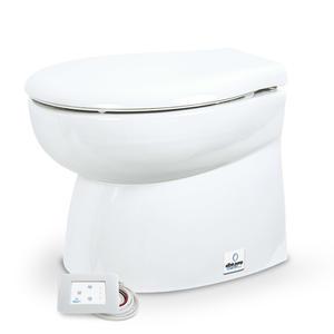 Marine Toilet Silent Premium Low 12V