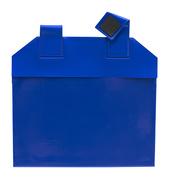 Gitterboxficka A5 med magnet 235x215+75mm