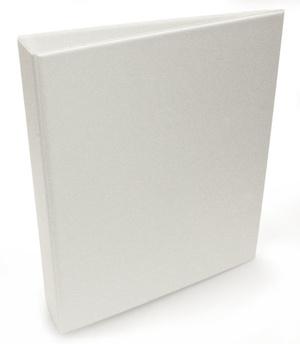 [Utgående] Pärm A4 pp vit utan ficka 57 mm rygg, 38 mm r-mek 21-70-21