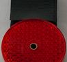 Stigbygelreflex Vit/Röd