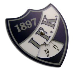 P-skiva klubb IFK