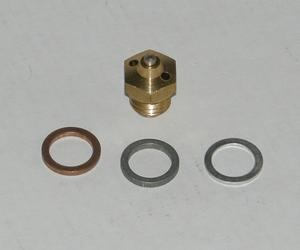 Flottörventil 2.5 mm