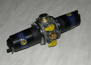 Elektronisk bensinpump 12 V Minus jord