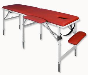 Massagebrits bärbar 50 el. 60cm