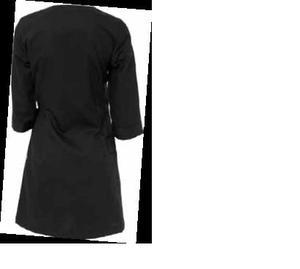 Kläder Kimono 3/4 ärm vit Isa