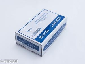 Lancett steril 200 st/frp