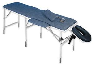 Massagebrits bärbar comfort 50 el. 60cm