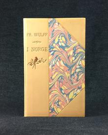 Wulff, Fredrik: I Norge. Tre resebref från sommaren 1899.
