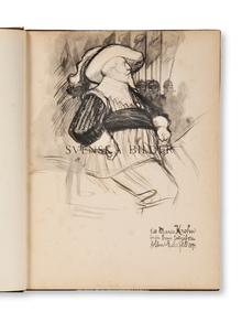 Snoilsky, Carl | Edelfelt, Albert (illustr.): Svenska Bilder. […] Med teckningar af Albert Edelfelt.