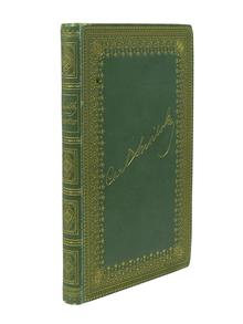 Snoilsky, Carl: Sonetter. […] Andra upplagan. [Omslagstext:] Med författarens porträtt. Originalradering af And. L. Zorn.