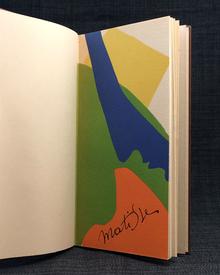 Matisse, Henri (1869-1954): Henri Matisse. Papiers decoupés.