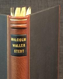 Wallerstedt, Malcolm: Taxar.