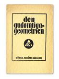GAN / Adrian-Nilsson, Gösta: Den gudomliga geometrien.