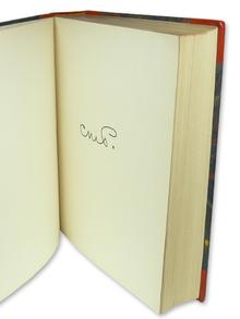(Pineus, Conrad M.) - Nordenfalk, Carl: Katalog över Conrad M. Pineus konstsamling.