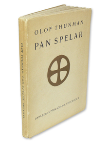 Thunman, Olof: Pan spelar. Dikter.