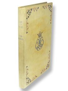 Linné, Carl von: Fyra skrifter. Illustrerade av Harald Sallberg. Redigerad av Arvid Hj. Uggla. Med 10 originalträgravyrer tryckta direkt från originalstockarna, signerade av Sallberg.
