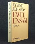 Johnson, Eyvind: Favel ensam