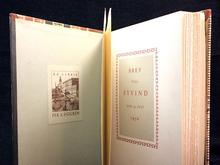 (Johnson, Eyvind): Brev till Eyvind den 29 juli 1950.