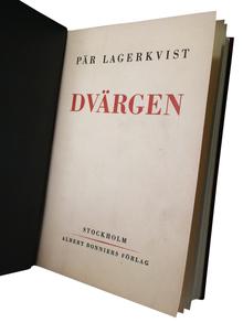 Lagerkvist, Pär: Dvärgen.