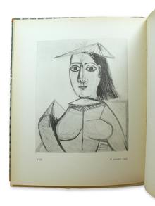 (Picasso, Pablo) Picasso libre. 21 peintures 1940-1945.