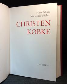 (Købke, Christen) (1810-1848) - Hans-Edvard Nørregård-Nielsen: Christen Købke.