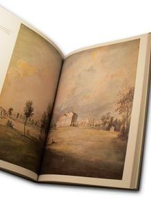 (Linnerhielm, J. C.) - Nordenson, Eva Mitt förtjusta öga. J. C. Linnerhielms Voyages pittoresques i Sverige 1787–1807.