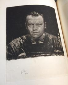 (Fridell, Axel) (1894-1935) - Karl Asplund: Axel Fridell. Ett konstnärsliv.