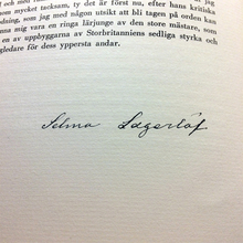 Lagerlöf, Selma (m. fl.): Pennklubben 1924.