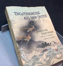 Florenz, Karl (ed.): Dichtergrüsse aus dem Osten. Japanische Dichtungen.