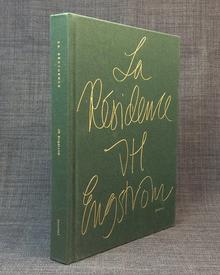 (Engström, J H) (f. 1969) - Greger Ulf Nilsson (red. & form): La Résidence.