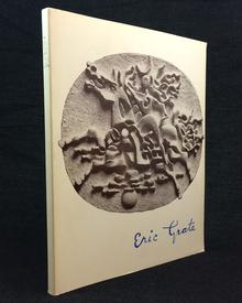 (Grate, Eric) (1896-1983) | Ragnar von Holten (red.): Eric Grate. Sex decennier. 1916-1976. Liljevalchs 13.5-1.8 1976.