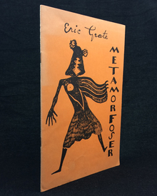 (Grate, Eric) (1896-1983): Eric Grate: Metamorfoser.
