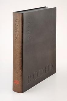 (Rodhe, Lennart) (Stockholm 1916-2005) - Börje Magnusson & Thomas Millroth: Rodhe som grafiker.