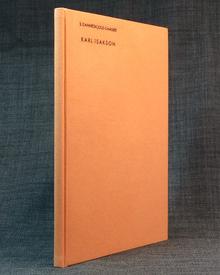 (Isakson, Karl) (1878-1922) - S. Danneskjold-Samsøe: Karl Isakson. Et udvalg af billeder med indledende tekst.