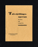 Tolvskillingsoperan, 1929