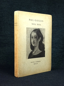 Gauguin, Paul: Noa Noa.