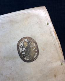 (Censur) - Camerarius, Philipp: Operae horarum subcisivarum sive Meditationes historicae [...] centuria tertia. (Part 3 only, of 3.)