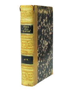 Atterbom, Per Daniel Amadeus: Samlade dikter. 1-2.  [Sammanbunden med:] Erik Gustaf Geijer (red.): Litteratur-bladet […] N:o 2. Februari Månad. 1838.