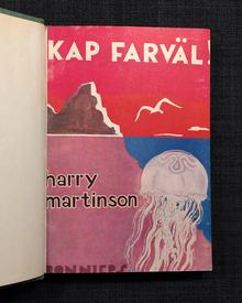Martinson, Harry: Resor utan mål. [Och:] Kap farväl!