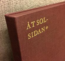Larsson, Carl (1853-1919): Åt solsidan. 32 målningar med text.