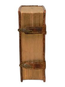 (Norstedt, Per Adolf - proveniens): [Släktbibel för P. A. Norstedt (1763–1840).] Biblia, thet är: all then helga skrift, gambla och nya testamentsens, på swensko: med korta summarier för hwart capitel, och fulkomliga concordantier, förnemligast til the resandes och studerandes tienst, i thetta format, med kongl. maj:ts allernådigsta serdeles tilstond och privilegio til trycket befordrad.