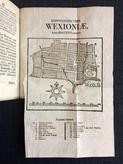 Lagerbring | S. Linnaeus: De Wexionia, 1743-44