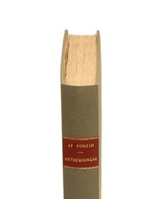 Pontin, Magnus af: Anteckningar öfver natur, konst och wetenskap, på en resa genom Berlin och Harz till naturforskande sällskapets möte i Hamburg, år 1830, samt återresa genom Köpenhamn.