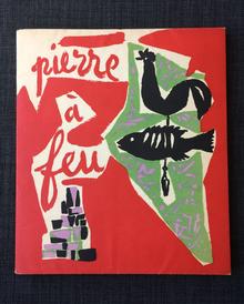 Marchand, André: Pierre A Feu.