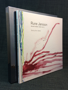 (Jansson, Rune) (1918-2014) - Dore Ashton: Paintings 2009-2011.