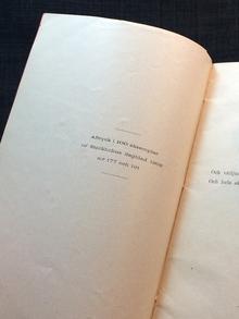 (Snoilsky, Winther) - Vikström, Arvid: Christian Winther och Carl Snoilsky. Litteraturhistorisk skiss.