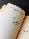 Svipdag Egilsson's Saga
